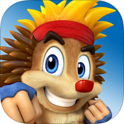 ���Ĵ�� Crazy Hedgy for iPhone