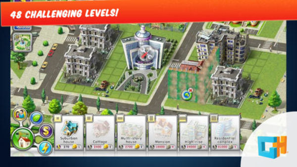 Green City 绿色城市 for iPhone 1.0