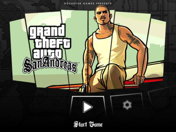 Grand Theft Auto San Andreas 侠盗猎车手:圣安地列斯 for iOS 2.01
