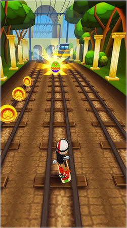 Subway Surfers 地铁跑酷 for Android 2.67.1