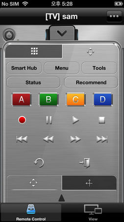 Samsung Smart View for iOS 2.0.1