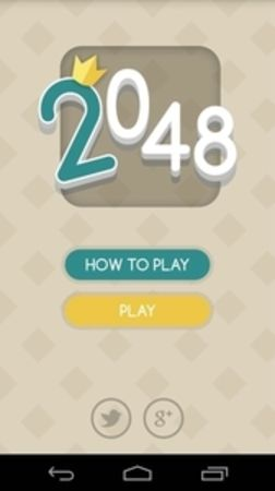 2048 for Android 2.7