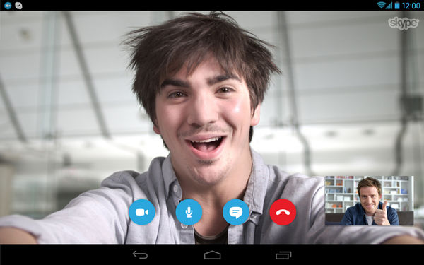 Skype for Android 官方中文版 7.43.0.501