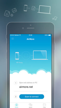 AirMore for iOS 1.5.5