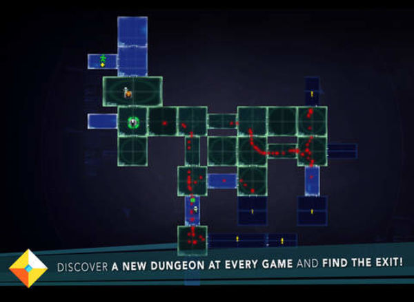 dungeon of the endless 无尽地牢 for ipad 1.0.